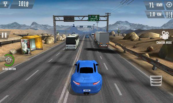 Скачать Автомобильные гонки на Андроид screen 2