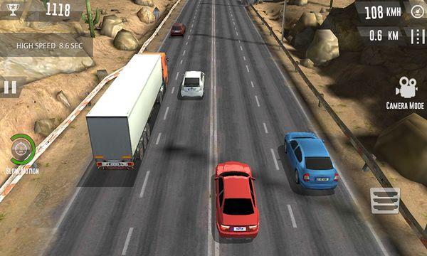 Скачать Автомобильные гонки на Андроид screen 4