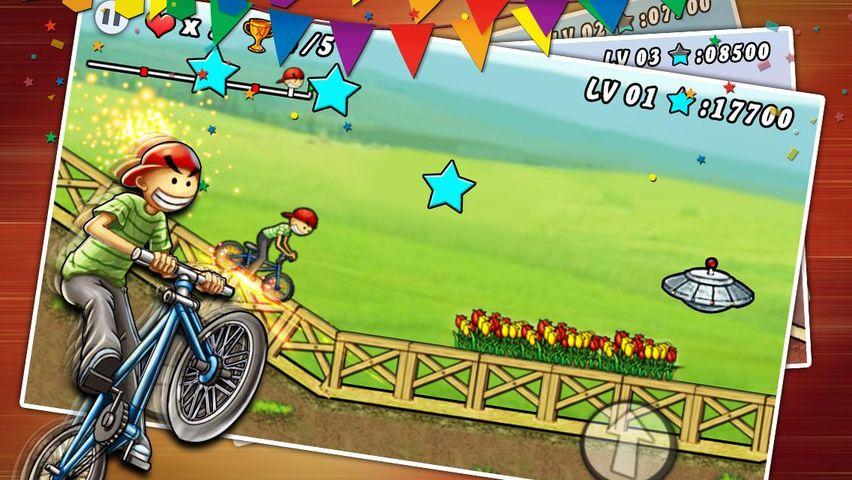 Скачать BMX Boy на Андроид screen 3