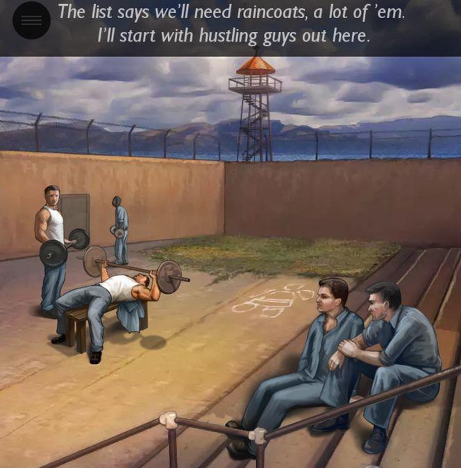 Скачать Escape Alcatraz на Андроид screen 4