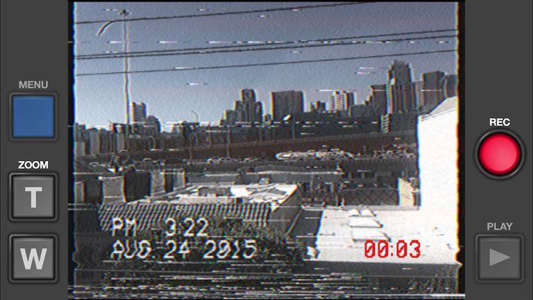 Скачать VHS Camcorder на Андроид screen 1