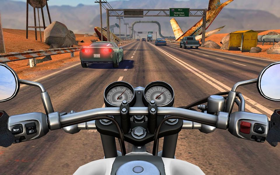 Скачать Moto Rider GO: Highway Traffic на Андроид screen 3