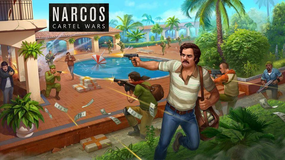 Скачать Narcos: Cartel Wars на Андроид — Русская версия screen 4