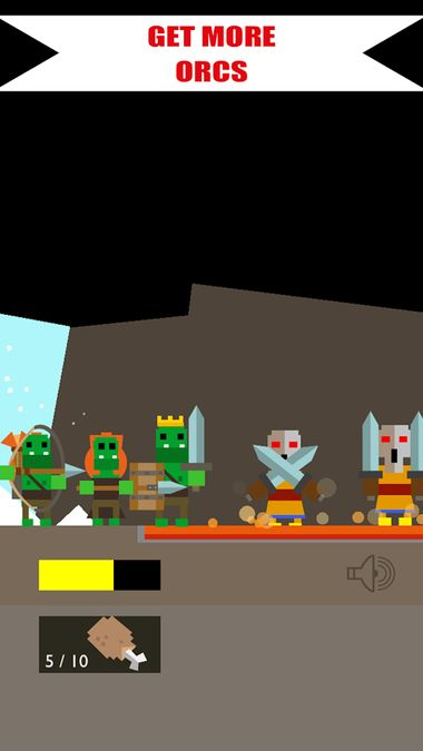 Скачать Orcs на Андроид — Последняя версия screen 1