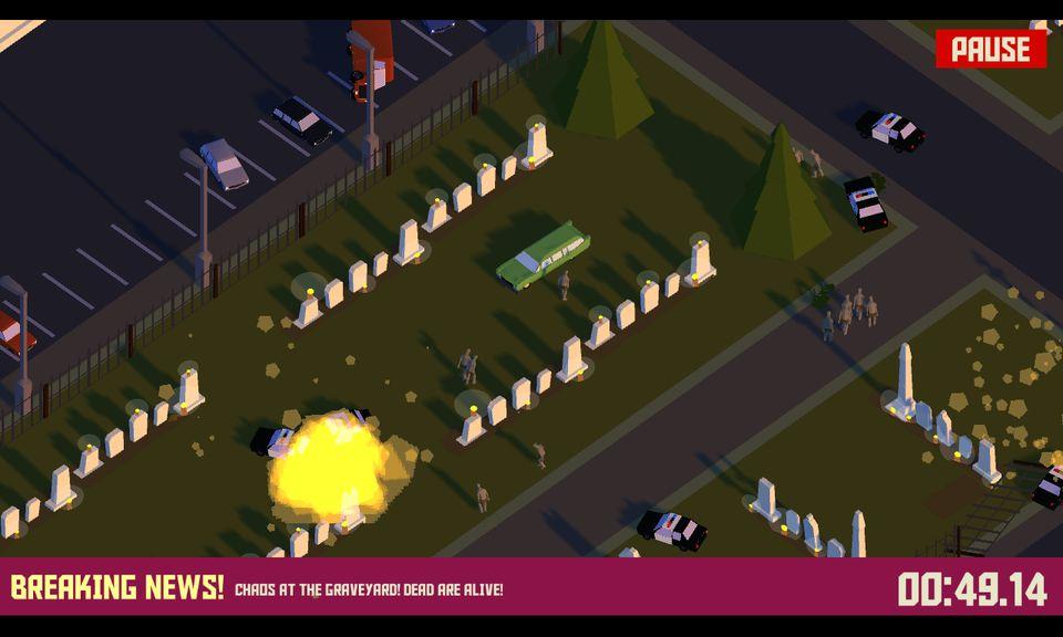 Скачать Pako Car Chase Simulator на Андроид — Мод бесконечные деньги screen 3