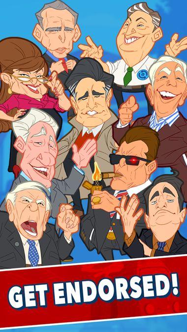 Скачать Pocket Politics на Андроид — Мод много денег screen 2