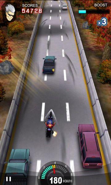 Скачать Racing Moto на Андроид screen 2