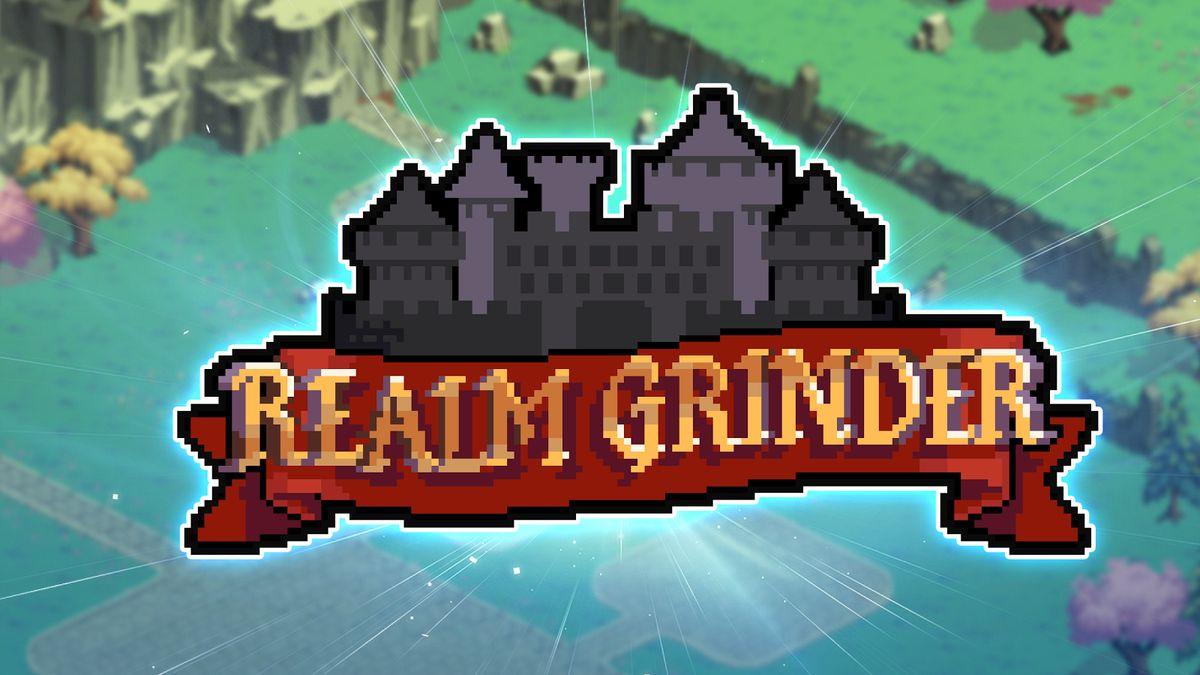 Скачать Realm Grinder на Андроид — Последняя версия screen 4