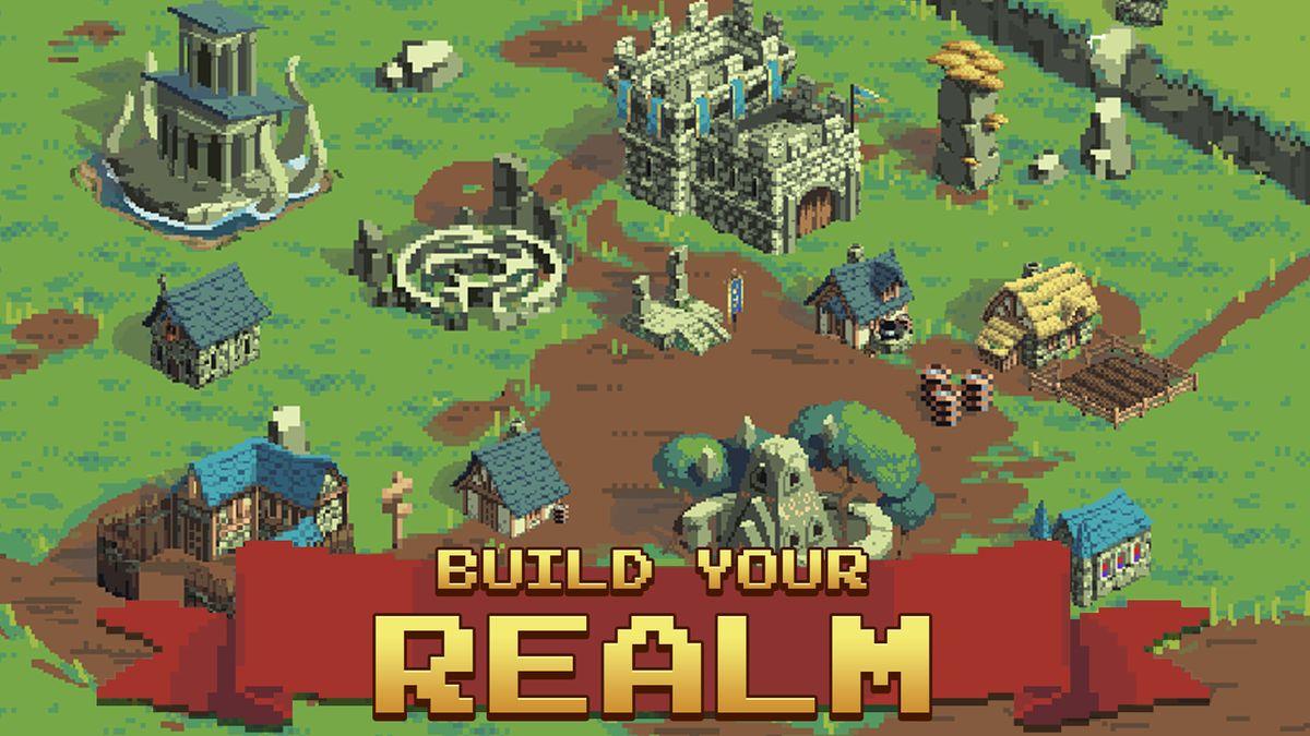 Скачать Realm Grinder на Андроид — Последняя версия screen 3
