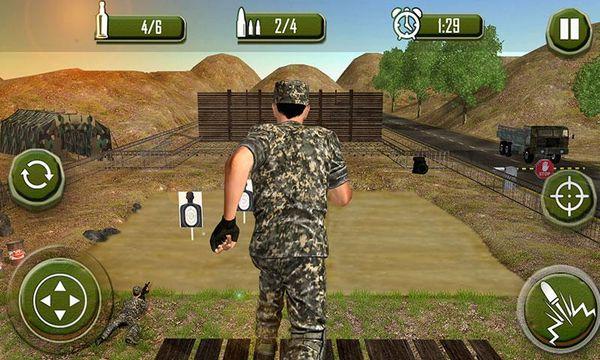 Скачать Школа обучения армии США на Андроид screen 3