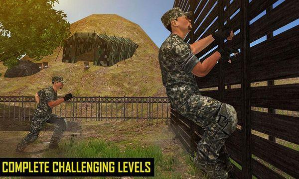Скачать Школа обучения армии США на Андроид screen 4