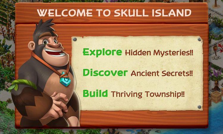 Скачать Skull Island на Андроид screen 4
