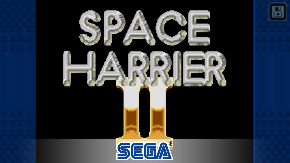 Скачать Space Harrier II Classic на Андроид screen 4