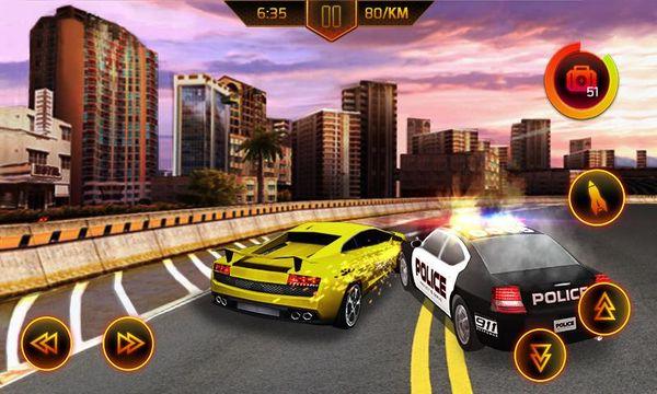 Скачать Полицейская погоня на Андроид screen 2