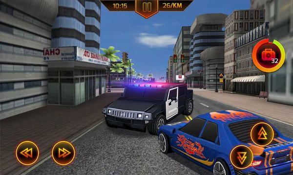 Скачать Полицейская погоня на Андроид screen 1