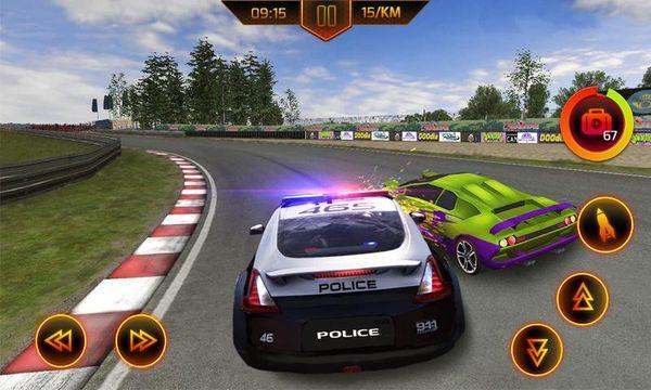 Скачать Полицейская погоня на Андроид screen 4