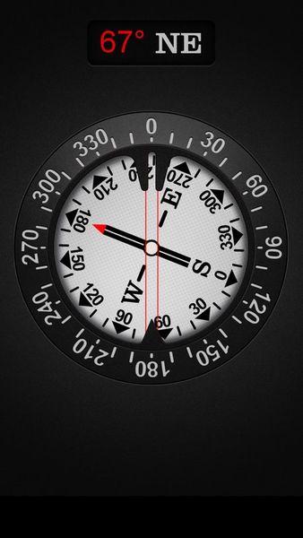 Скачать Compass на Андриод screen 3