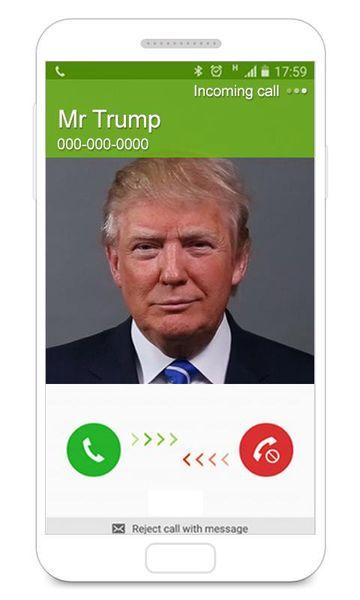 Скачать Fake Call на Андроид screen 1