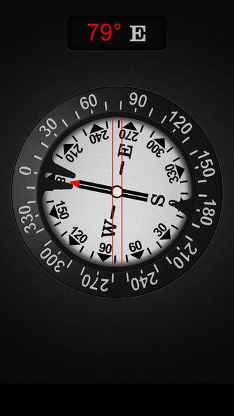 Скачать Compass на Андриод screen 1