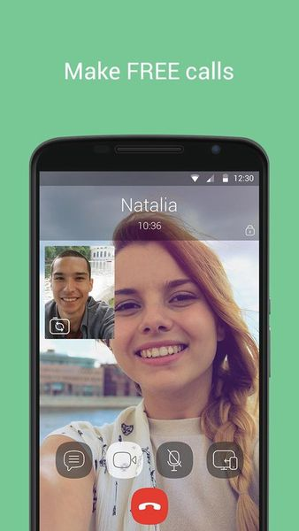 Скачать Viber на Андроид screen 2