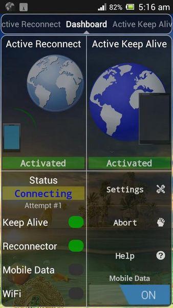 Скачать Connection Stabilizer Booster на Андроид screen 2