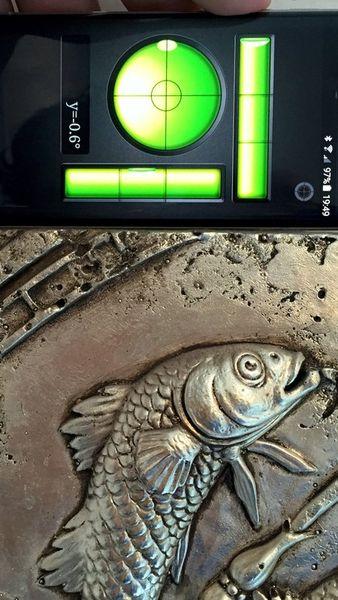 Скачать Пузырьковый Уровень на Андроид screen 2
