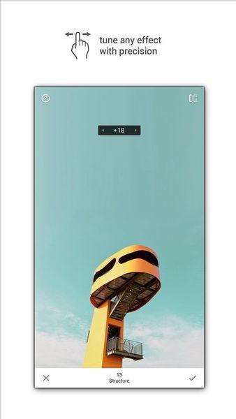 Скачать Snapseed на Андроид — Оптимизированная версия screen 3