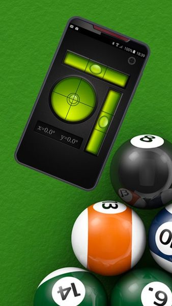 Скачать Пузырьковый Уровень на Андроид screen 3