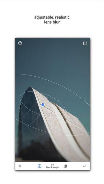 Скачать Snapseed на Андроид — Оптимизированная версия screen 4