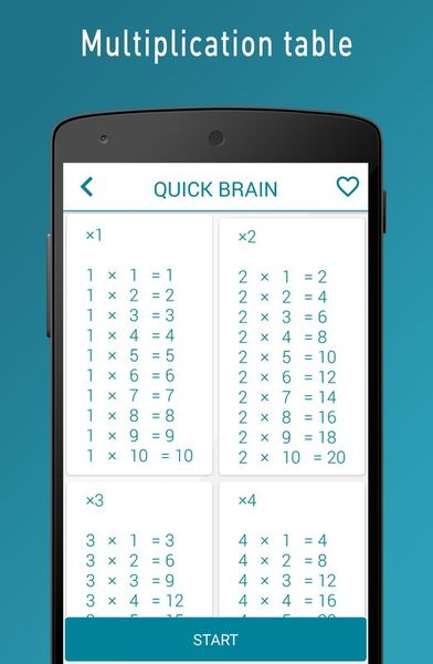 Скачать Quick Brain на Андроид — Русская версия screen 4