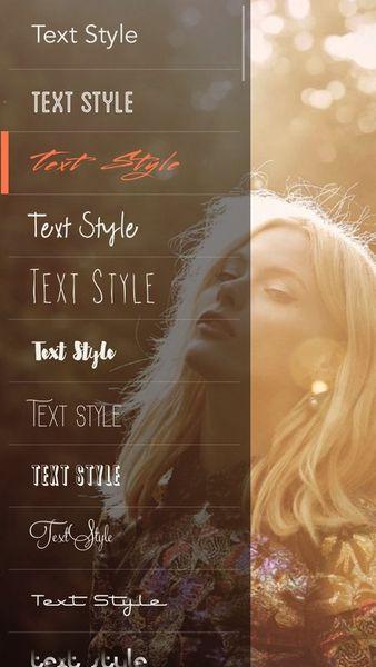 Скачать Текст на изображениях – Написать на фото на Андроид screen 4
