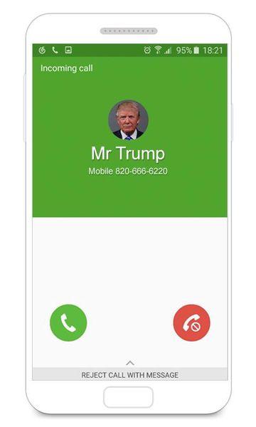 Скачать Fake Call на Андроид screen 4