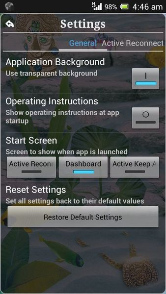 Скачать Connection Stabilizer Booster на Андроид screen 5