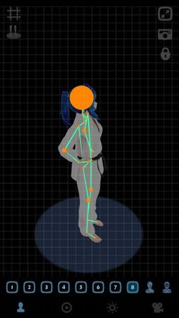 Скачать Pose Max 3D на Андроид screen 1