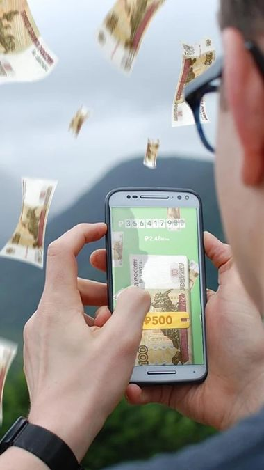 Скачать Make It Rain: Love of Money на Аднроид — Мод много денег screen 1