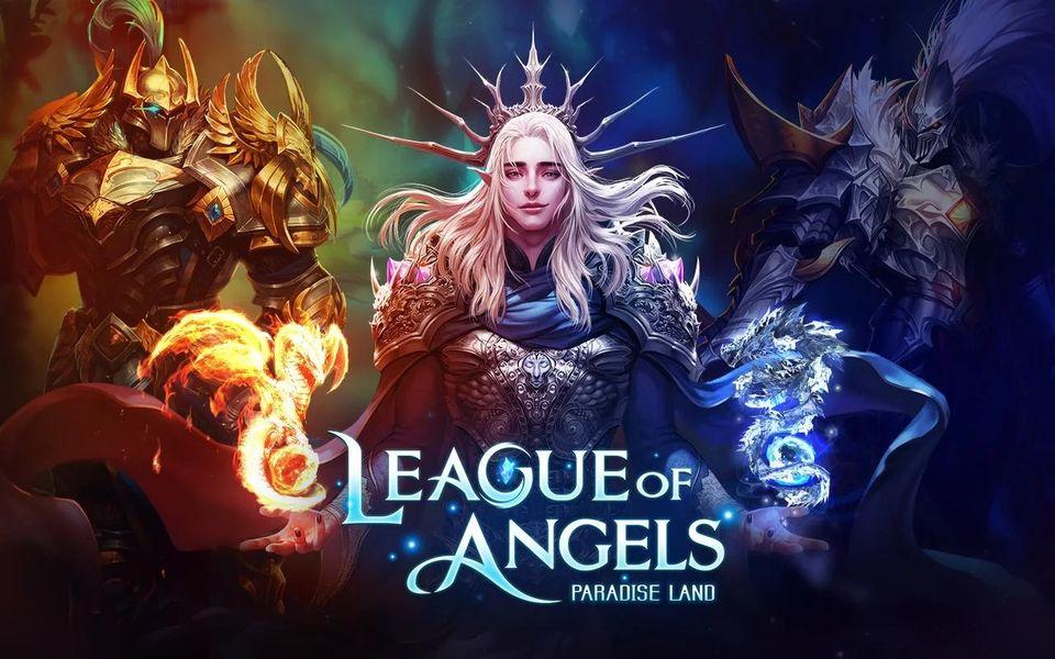 Скачать League of Angels Paradise Land на Андроид — Русская версия screen 1