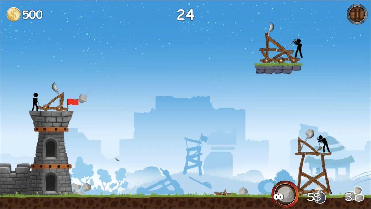 Скачать The Catapult на Андроид screen 1
