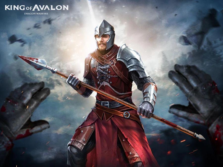 Скачать Король Авалона: Битва Драконов на Андроид screen 1