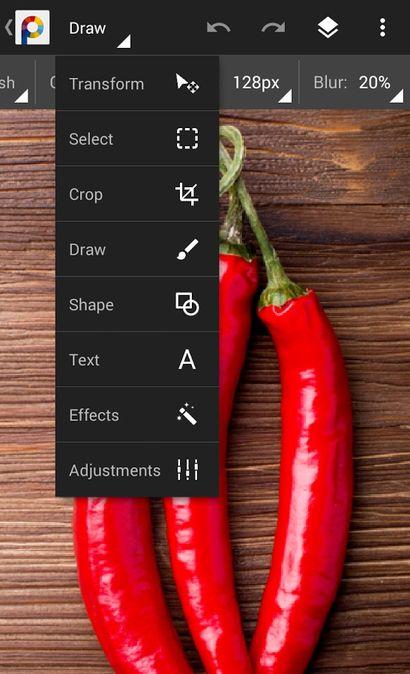 Скачать PhotoSuite 4 на Андроид — Русская версия screen 1