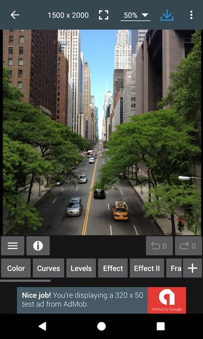 Скачать Photo Editor на Андроид — Последняя версия screen 1