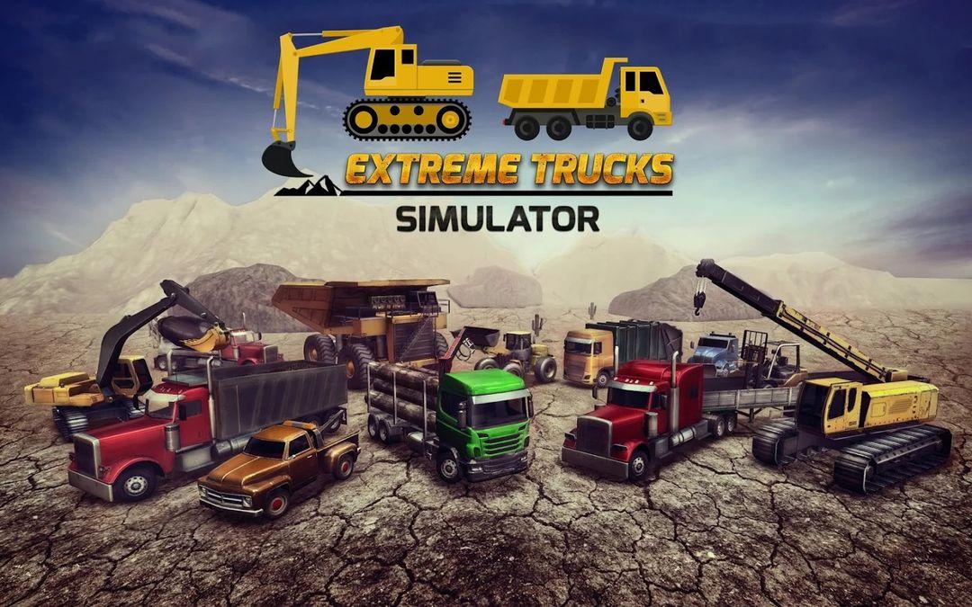 Скачать Construction Sim 2017 на Андроид — Мод много денег screen 1