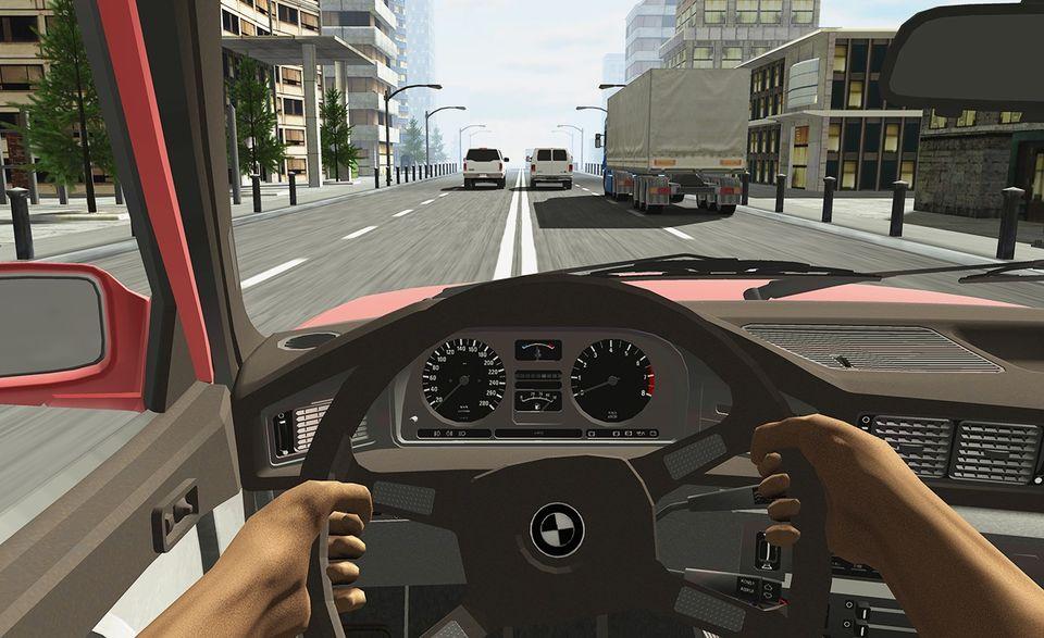 Скачать Racing in Car на Андроид — Последняя версия screen 1