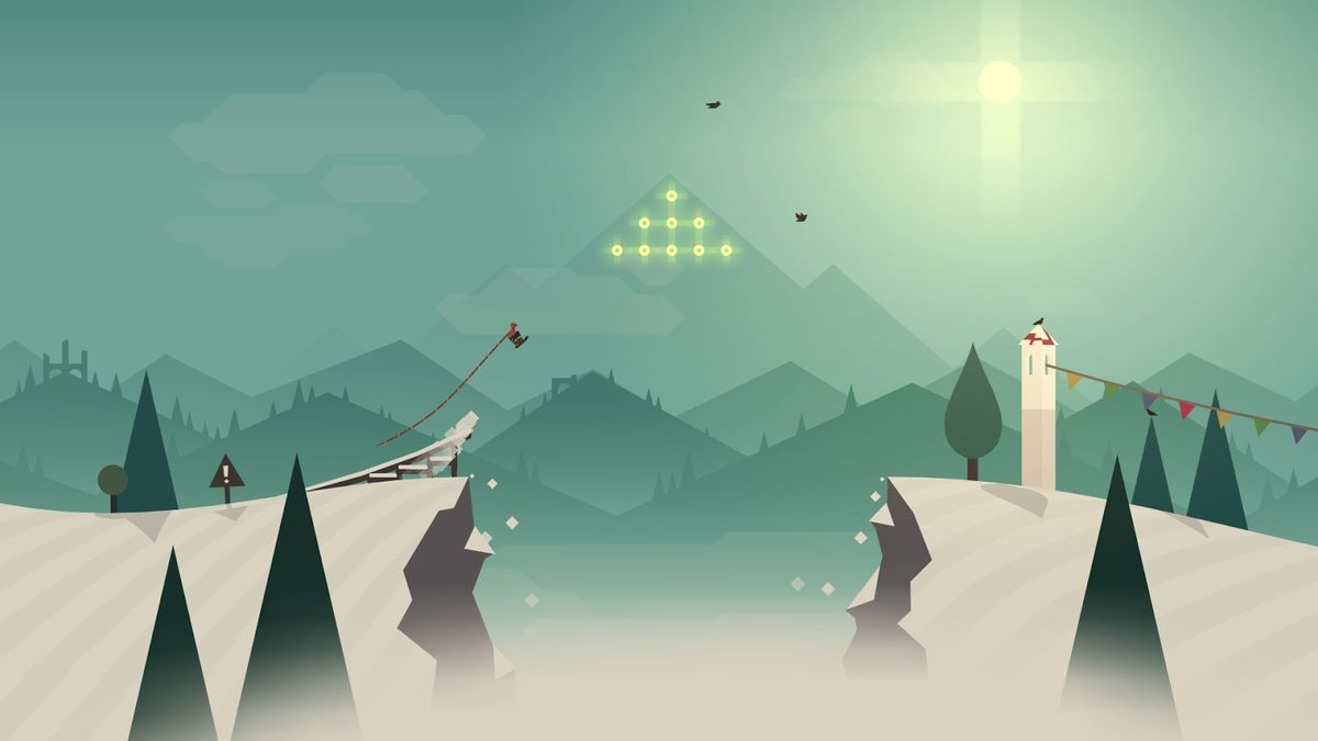 Скачать Alto's Adventure на Андроид — Мод чит меню screen 2
