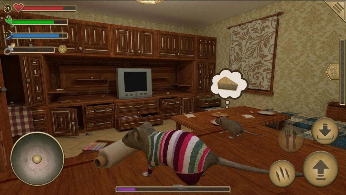 Скачать Симулятор Мыши на Андроид screen 2