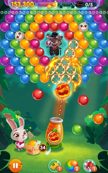 Скачать Bunny Pop на Андроид screen 2