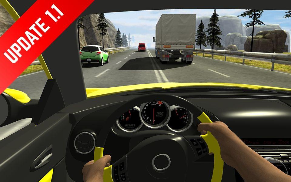 Скачать Racing in Car на Андроид — Последняя версия screen 2