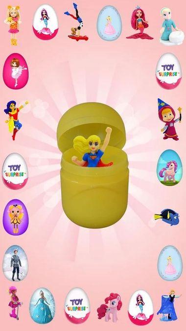 Скачать Surprise Eggs Classic на Андроид screen 3