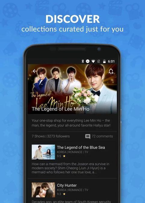 Скачать Viki: Телевизионные драмы и фильмы на Андроид screen 3