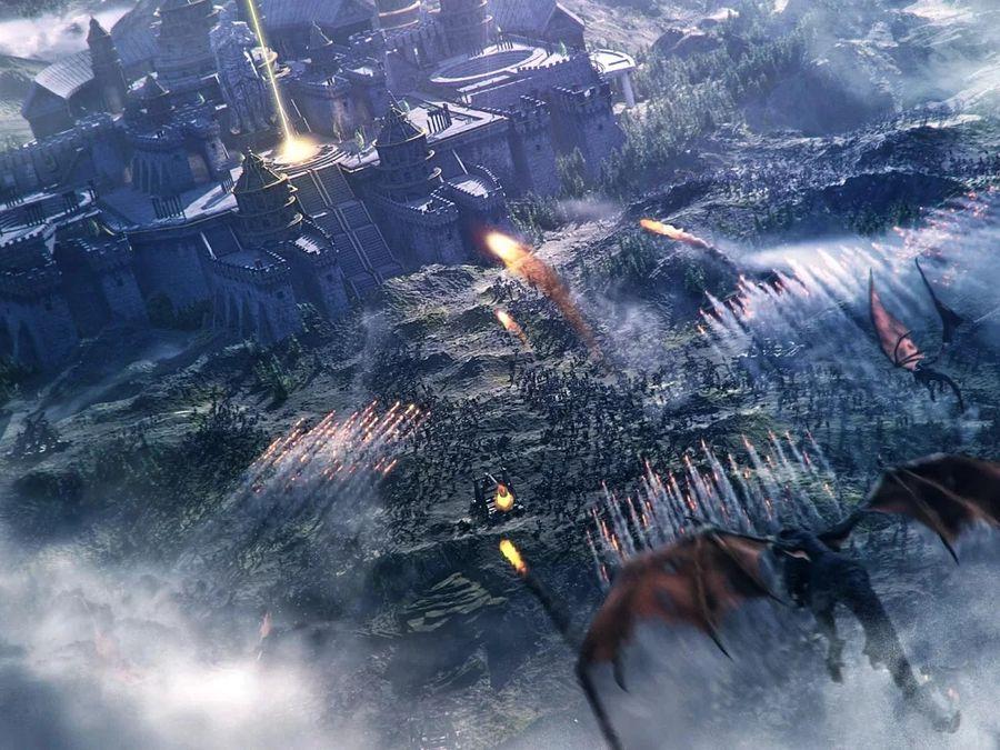 Скачать Король Авалона: Битва Драконов на Андроид screen 3