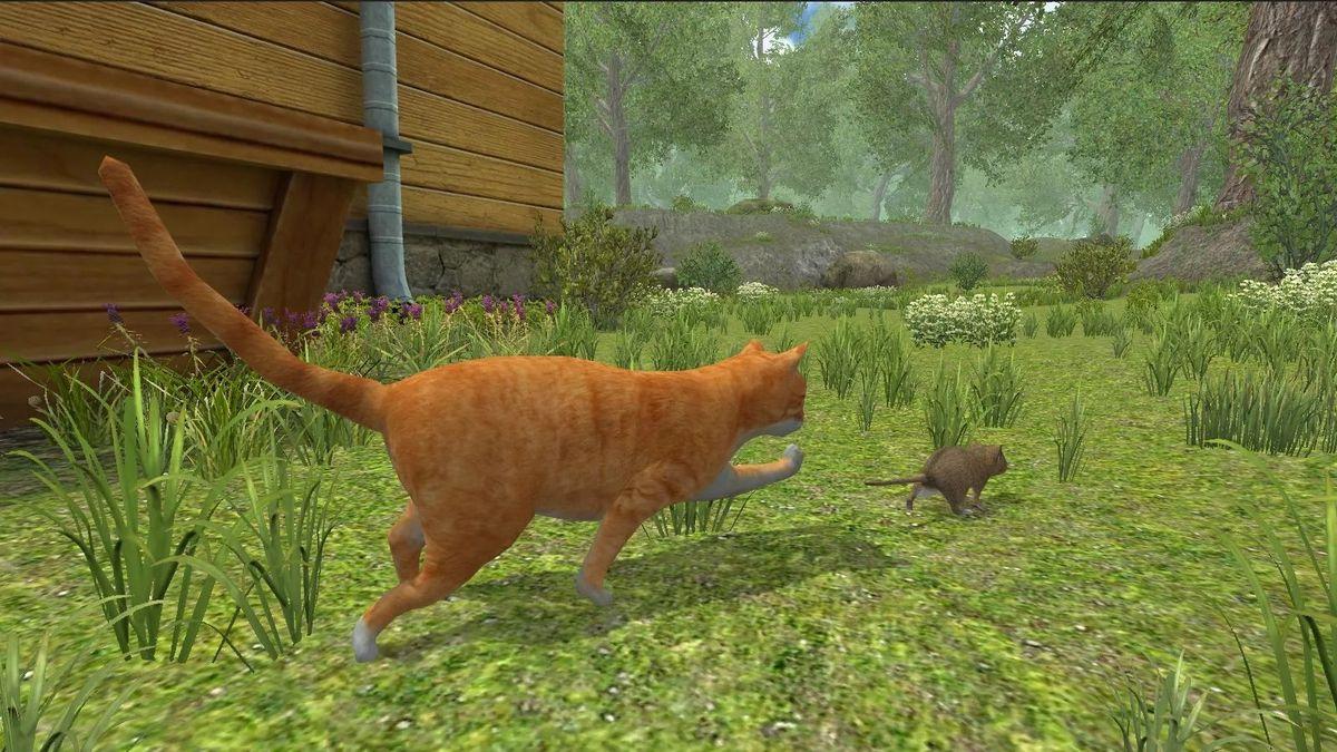 Скачать Симулятор Мыши на Андроид screen 3